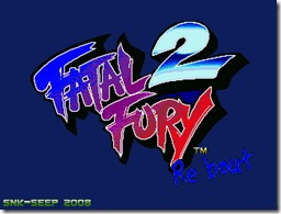 Fatal fury Re-bout 2 - 0003