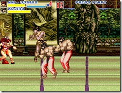 Fatal fury Re-bout 2 - 0001