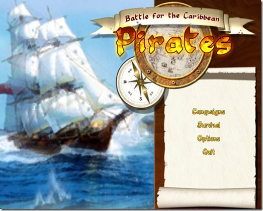 Pirates Battle for the Caribbean freeware (1)