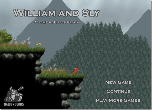 william and sly flash game (6)