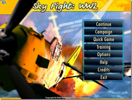 Sky Fight WW2_ (1)