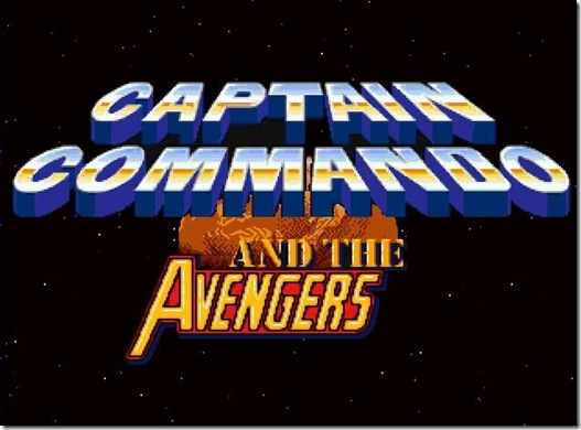 Capitan commando and the avenger free fan game (4)