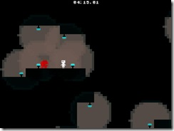 broken cave robot