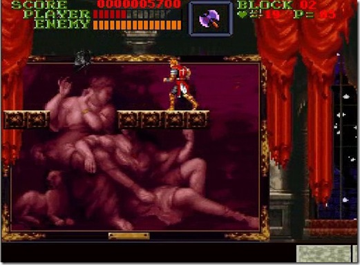CASTLEVANIA freeware game_ (4)