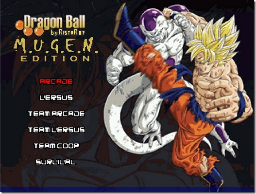 Dragon Ball Mugen Edition free fan game (10)