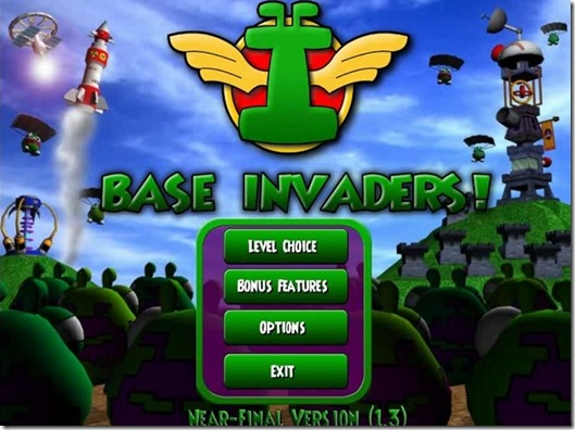 Base Invaders_