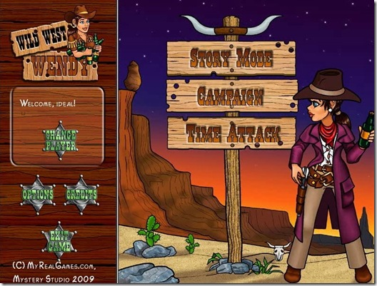 Wild West Wendy freeware pic (3)