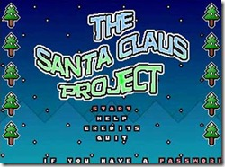 Santa Claus Project freeware games (4)