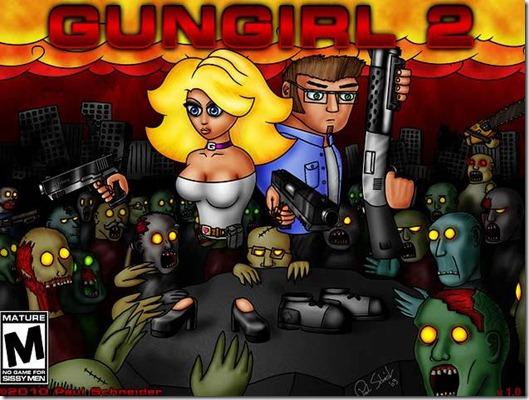 GunGirl2 free indie game  (1)