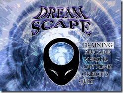 Dreamscape fightin game