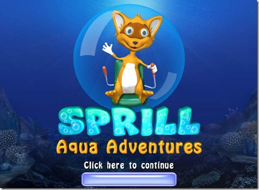 Sprill - Aqua Adventures free full game (121)