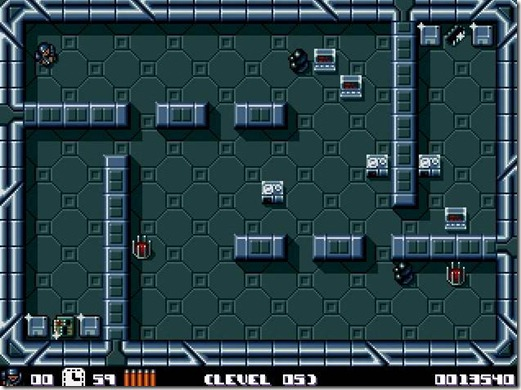 RobotZ DX Remake free indie game pic (7)