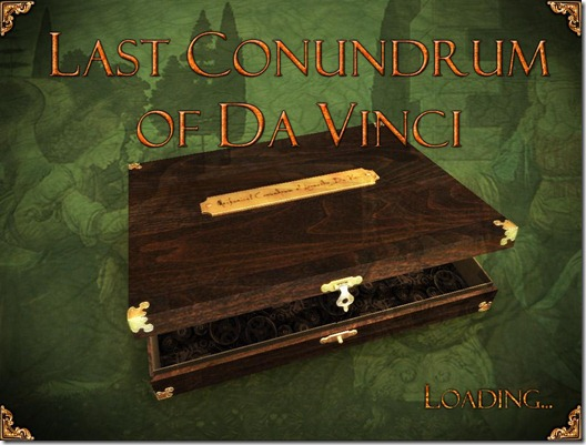 Last Conundrum Of Da Vinci (free full game) pic  (5)
