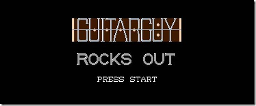 Guitarguy Rocks Out free indie game img (4)