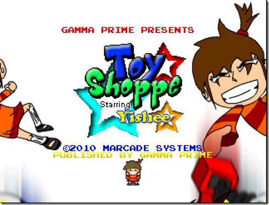 Toy shoppe