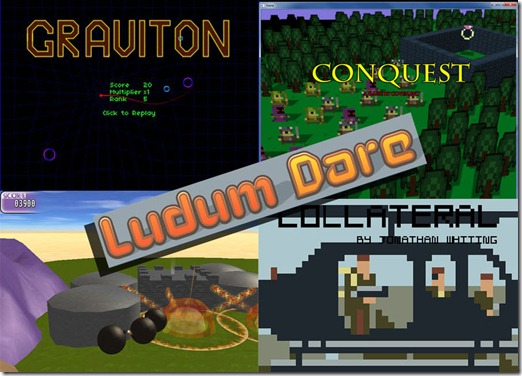 Ludum Dare 18 Enemy As Weapons 213 freeware games image 2- Idealsoftblog