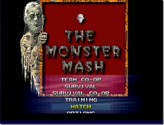 Monster Mash MUGEN GAME (8)