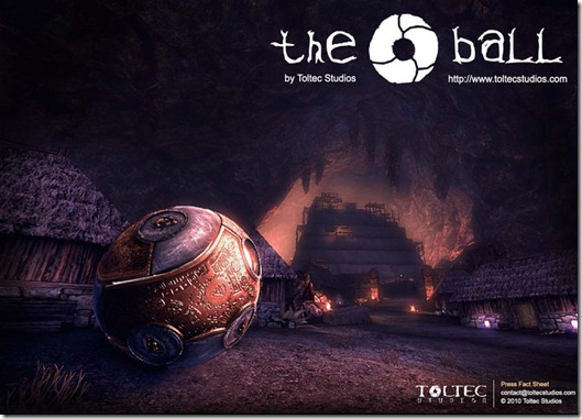 The Ball indie game