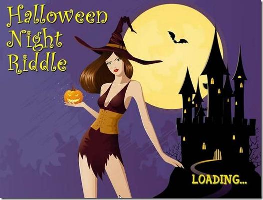 Halloween Night Riddle (2)