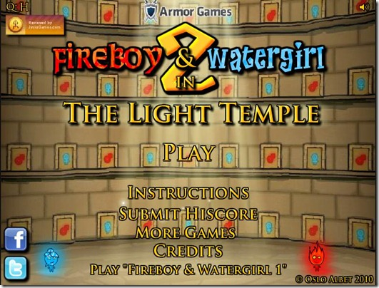 Fireboy and Watergirl in the Light Temple (4)