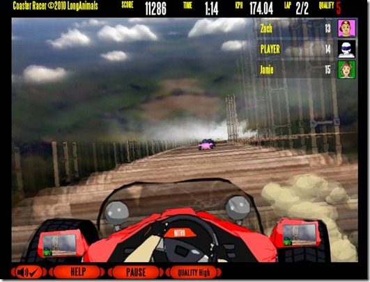 Coaster Racer free web game img (7)