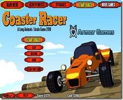 Coaster Racer free web game img (2)