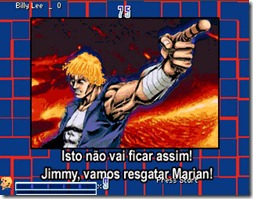 Double Dragon SNK freeware game (2)