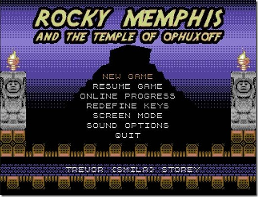 Rocky Memphis and the temple (free indie game) img (6)