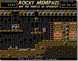 Rocky Memphis and the temple (free indie game) img (1)