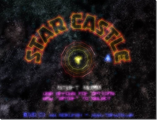 Star Castle Remake 2010 freeware (1)