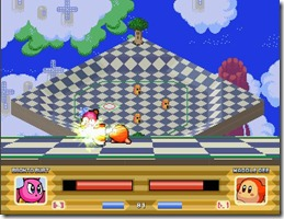 Kirby the dream battle (3)