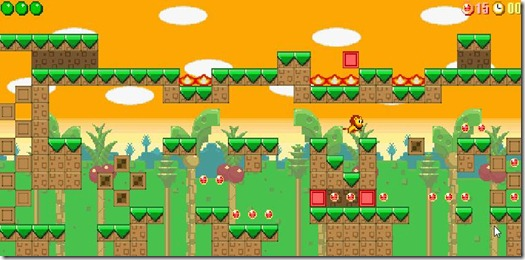 SPRINT - KING OF THE JUNGLE freeware game (3)