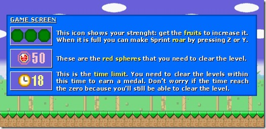 SPRINT - KING OF THE JUNGLE freeware game (10)
