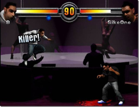 King of the Streets game maker fightin game (6)