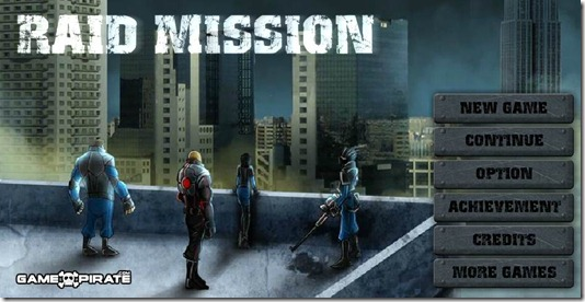 Raid Mission free web game (8)