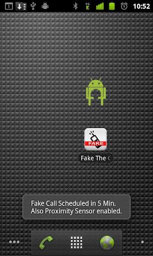 【免費生產應用App】Fake the call pro-APP點子