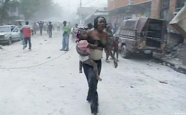 Ajuda per Haití