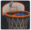 Sim City Simmer Hoop Hamper