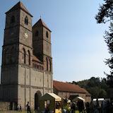 Herbstfest 2007 im Kloster Vessra