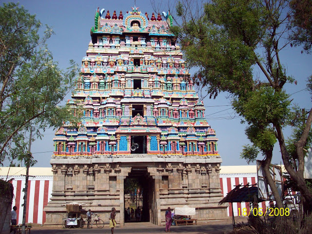 Sri Vellai Pillaiyar or Swetha Vinayakar Temple - Thiruvalanchuzhi