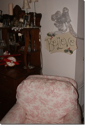 Chair & Believe