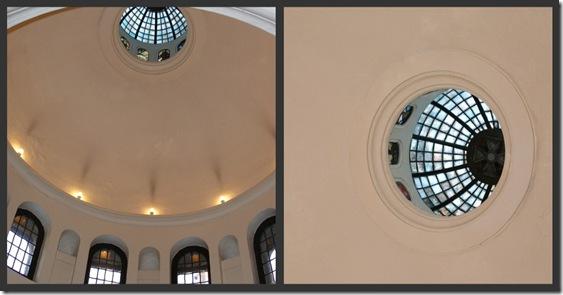 Rotunda collage
