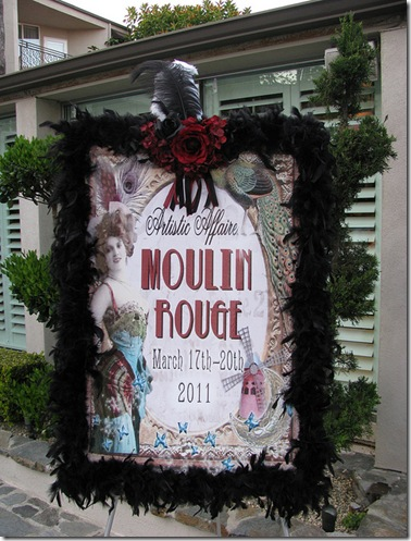 Moulin Sign