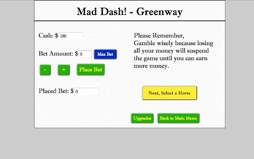 Mad Dash! - screenshot