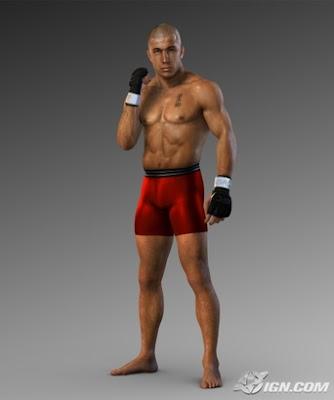Жорж Сен-Пьер - UFC 2009 UNDISPUTED