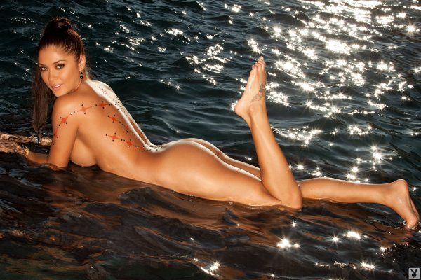 Photo  Arianny Celeste Playboy
