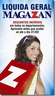 anuncio magazan liquida geral O LIBERAL