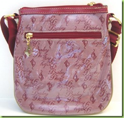 NEW! BABY PHAT CROSS BODY HANDBAG PURSE, RED, NWT2