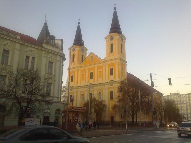 Biserica Mariei Magdalena de la Zalaegerszeg