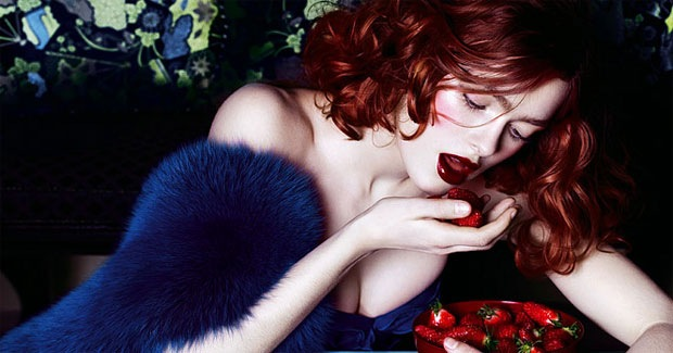 30 Beautiful Examples of hot model high fashion photography and brilliant use of lighting